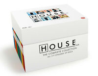 House Complete Series BluRay - French & English