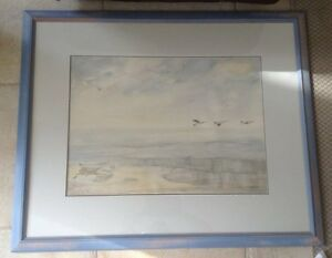 Original Water Painting Nerang Gold Coast West Preview