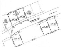 LOTS FOR SALE IN RIVER RIDGE SUBDIVISION IN GREENWOOD