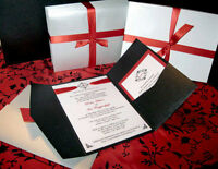 Wedding and Event Invitations & Favors