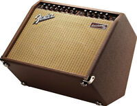 Fender Acoustasonic 30 DSP ComboAmp with effects *AS NEW