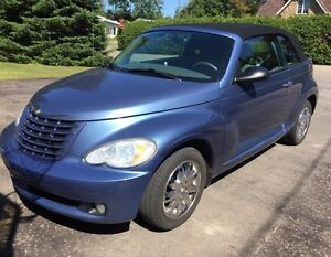 2007 CHRYSLER PT CRUISER TOURING CONVERTIBLE