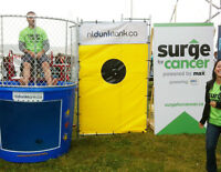 Dunk Tank and Kids Games for Rent!