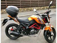 Motorcyle - Learner - KSR GRS Euro 3 125