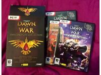 Warhammer 20k Dawn of War: The Complete Collection (PC-DVD)