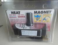 Super Heat Magnet Utility Heater.