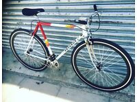 PEUGEOT SINGLE SPEED BIKE SIZE 54CM REYNOLDS 501