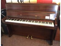 Knight Upright Piano | Compact | Mahogany | Playing well | Tuned | Free Delivery!