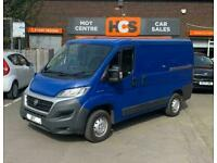 2017 Fiat Ducato 35 P/V S/R MULTIJET II PANEL VAN Diesel Manual