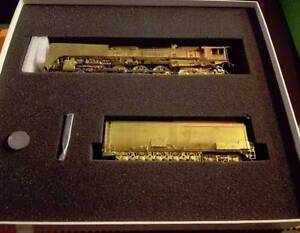 Overland Brass Models OMI-1531 UP 'FEF-3' 4-8-4 #8444 HO Scale Marsden Logan Area Preview
