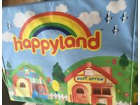 Happyland storage box/play mat