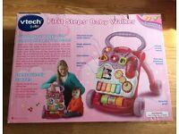 Vetch baby walker pink BRAND NEW