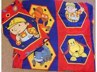 Bob the Builder single duvet bedding