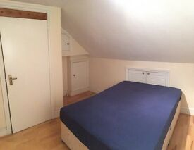 Super Size Attic Room With Own shower/Toilet