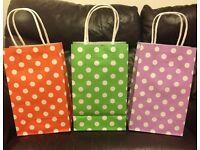 Luxury Gift bag/paper bag (1 pack/10 bags)
