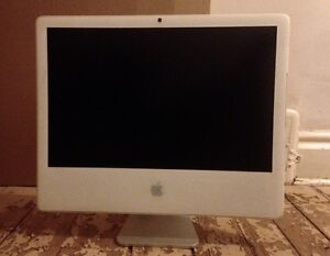 "Late 2006 / Early 2007 24"" iMac"