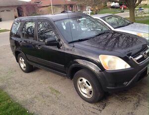 2003 Honda CRV Crossover