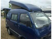 Daihatsu hijetta 2 berth 1998 pop up roof campervan