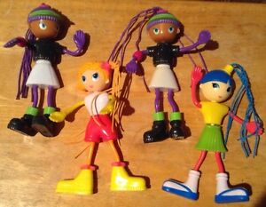 BETTY SPAGHETTI DOLLS  MCDONALDS CIRCA 2002