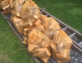 Bag/ of logs firewood £3 each