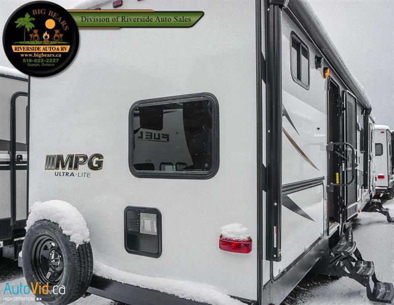 2019 Cruiser MPG 3200DB | Travel Trailers & Campers ...