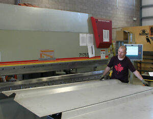 Call Airtech for your Custom Metal Fabrication Needs