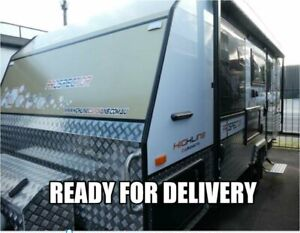 2021 Highline PROSPECTER 2021 Caravan Unanderra Wollongong Area Preview