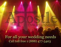 Professional entertainment event production & DJ services