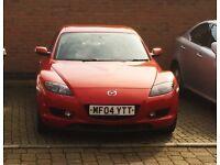 Velocity Red RX8 2004