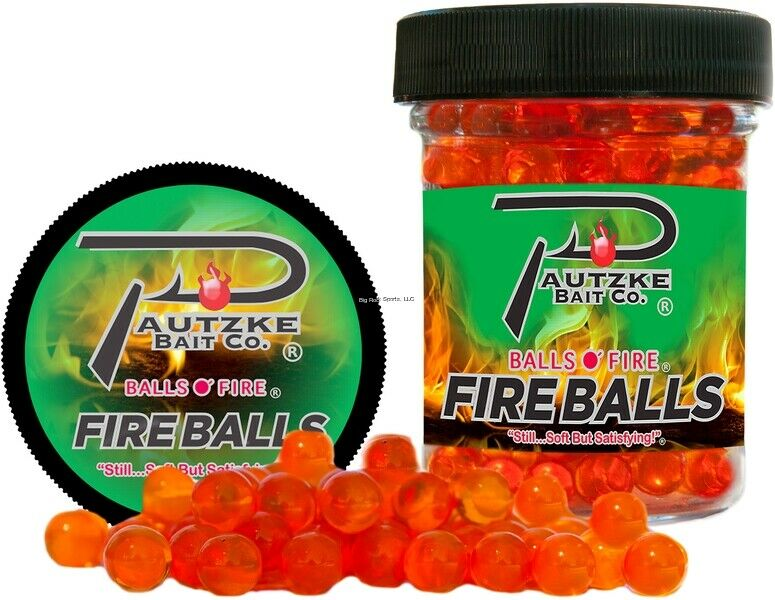 Pautzke Bait Fire Power Scents and Attractants
