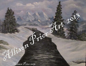 Beginner Painting and Drawing Lessons join anytime.. St. John's Newfoundland image 6
