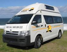 Five Person Automatic Campervan For Sale- Sydney Woolloomooloo Inner Sydney Preview
