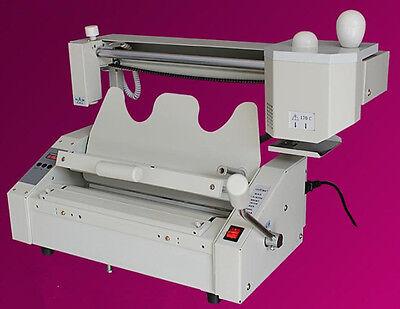 Ce Desktop Manual Hot Glue Book Binding Binder Machine 11.616.5 297420mm