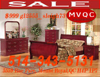Weekly Deal & Promotion, queen beds, dresser, mirror,night table