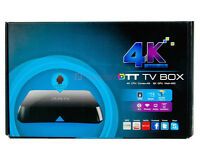 ANDROID SMART TV HD QUAD-CORE M8 - SANS PROGRAMMATION