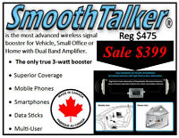 Smooth Talker Cell Phone Booster for Cabin's, RV's, Trailer's