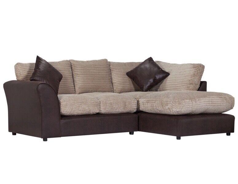 Bailey sofa + Right hand corner sofa