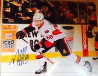 Ottawa Senators Mike Hoffman signed 8x10