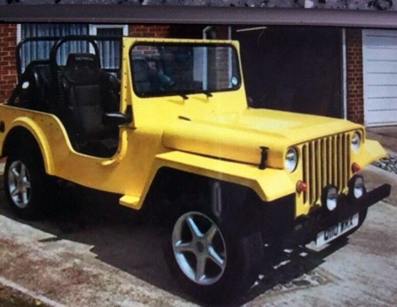 Lovely Jago Jeep For Sale In Bognor Regis West Sussex