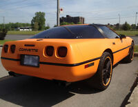 1996 Chevrolet Corvette Coupe (2 door)