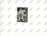 Bernie Geoffrion Hockey Card
