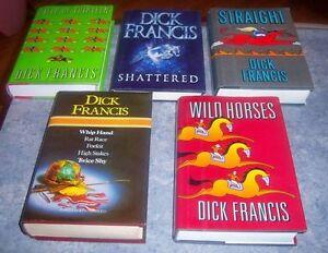 Dick Francis Novels- PLUS MORE Kingston Kingston Area image 1
