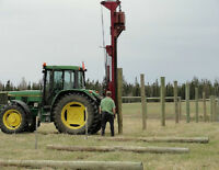 POST POUNDER- Hydraulic    FOR SALE BY owner