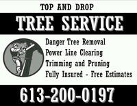Fully Insured Tree Removal.