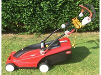 Toro Electric Lawn Mower