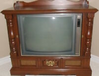 TV in BEAUTIFUL CABINET