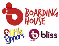 Sales Associate for The Boarding House