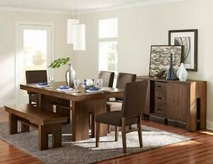 Brand New 7pce Sedley Dining Suite ( Extension Dining Table ) Wangara Wanneroo Area Preview
