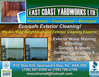 Eco safe Siding, and exterior cleaning.
