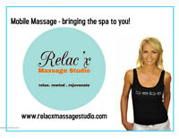 Mobile Massage - home/office/hotel
